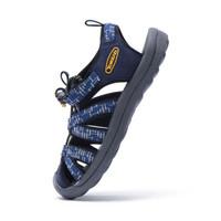探路者沙灘童鞋夏透氣涼鞋中大童防滑洞洞鞋包頭運動鞋
