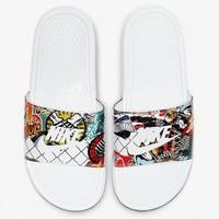 耐克Nike CK0731輕便運動休閑拖鞋