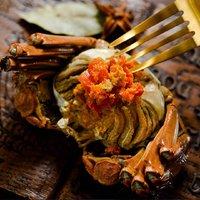 有品米粉节:诺亚阳湖 花雕熟醉蟹礼盒装 2两母蟹5只装