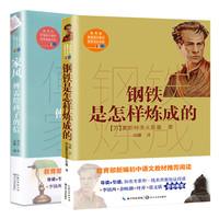 《傅雷家書》+《鋼鐵是怎樣煉成的》