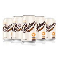 伯爾尼馬奶啤乳酸菌風味飲料內蒙特產奶啤飲品300ml*12罐