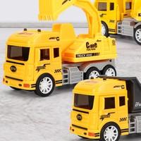 万高 儿童玩具工程车 3只 普通版