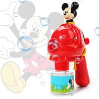迪士尼 電動泡泡槍
