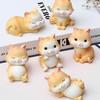 【美一優】創意樹脂貓咪小飾品