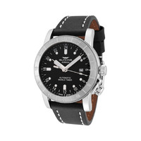 復活節狂歡、銀聯專享 : GLYCINE 冠星 Airman 44 Purist GL0137 男士機械腕表