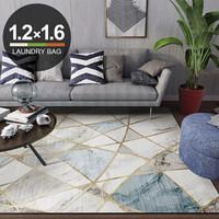 富居地毯120*160cm茶幾墊 *3件