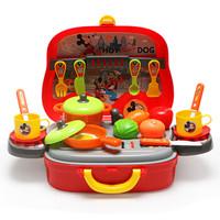 京東PLUS會員 : 迪士尼 兒童過家家廚房玩具 *4件