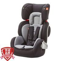 gb好孩子高速汽車兒童安全座椅 歐標Air protect技術 CS629-N020 黑灰色