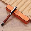 金豪 8802 書法練字木桿鋼筆