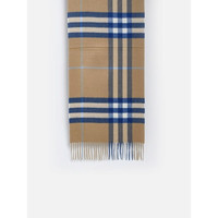 BURBERRY 博柏利 The Classic Check Cashmere Scarf