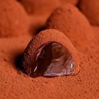 零趣松露黑巧克力整箱網紅 250g