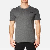 复活节狂欢、银联专享:The North Face 北面 Simple Dome 男士T恤