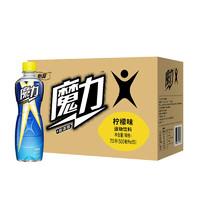 限浙江:怡宝 魔力功能运动饮料 柠檬味 500ml*15瓶