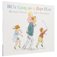 凱迪克圖書 點讀版 我們一起去獵熊