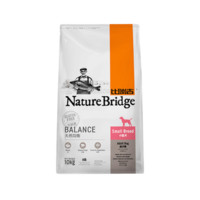 Nature Bridge 比瑞吉 小型犬成犬寵物狗糧 10kg