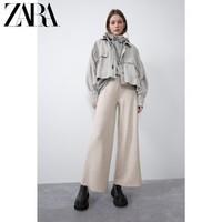 ZARA 05039949720 女士柔软裤子
