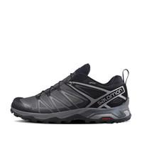 SALOMON 薩洛蒙 X ULTRA 3 WIDE GTX 406596 男款徒步鞋