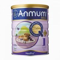 安滿 ANMUM新西蘭版連動配方嬰兒奶粉1段 900g
