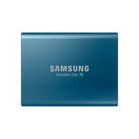 SAMSUNG 三星 Portable SSD T5 移動固態硬盤 500GB