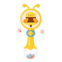 考拉海購黑卡會員 : 貝恩施 寶寶早教益智玩具 新生嬰兒手搖鈴 *3件