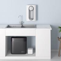 云米凈飲水套裝(水盒子+熱罐管線機)