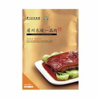 王家渡 眉州東坡一品肉  350g/袋  全程冷鏈 東坡肉   加熱即食  料理包  經典名菜 懶人菜  川香微辣口味 *8件
