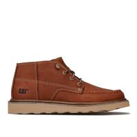 復活節狂歡、銀聯專享 : Caterpillar Larsen Mid Leather Boots男士短靴