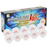 DoubleFish 雙魚 白色乒乓球10只裝