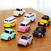 知識花園 兒童玩具巴士工程車套裝