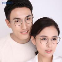 精工 全框純鈦超輕眼鏡架 H03097 *3件