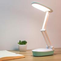 鼎能(DINGNENG)LED充電折疊臺燈 充電款