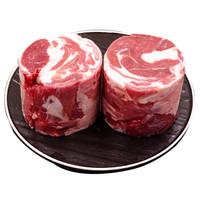 大莊園 錫盟羊肉卷 1.2KG  清真新鮮羊肉  火鍋食材 *3件+湊單品