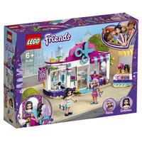 樂高(LEGO)積木 好朋友 Friends心湖城美發沙龍6歲+41391 兒童玩具 男孩女孩生日禮物 1月上新 *4件
