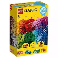 LEGO 樂高 Classic 經典系列 創意拼搭趣味套裝 11005