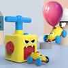 兒童玩具慣性動力氣球車