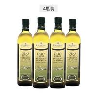 考拉工廠店 意大利原裝進口特等初榨橄欖油750ml