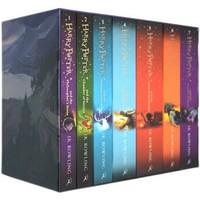 哈利波特1-7套裝全集英文進口原版 英國版/Harry Potter Box Set: The Complete Collection