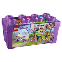 樂高(LEGO)積木 好朋友 Friends心湖城積木盒5歲+41431 兒童玩具 女孩 生日禮物 1月上新 *2件