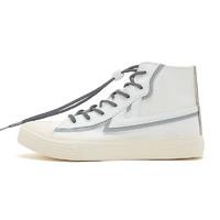 【限時直降價115元】回力女鞋男鞋高幫光波休閑鞋反光材質 WXY-A767G