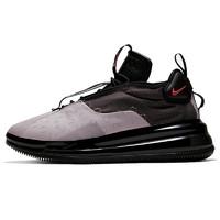 NIKE 耐克 AIR MAX 720 WAVES 男士跑鞋 BQ4430-001 黑色 41
