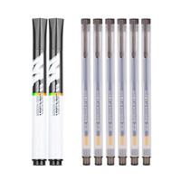 M&G 晨光 2支白板筆+6支中性筆