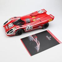 NOREV 1:12  合金汽车模型 保时捷 Porsche 917 24H Franc