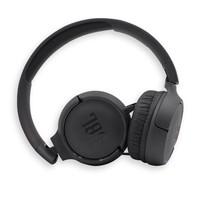 JBL T500 头戴式有线耳机 黑色