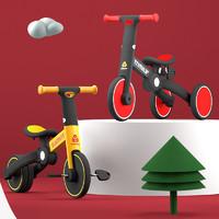 玩具反斗城Trimily家中寶兒童三合一三輪車腳踏車學步平衡車30007