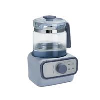 babycare恒溫調奶玻璃壺 寶寶智能全自動沖奶機 可調溫 泡奶粉暖奶器