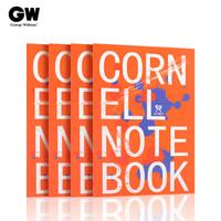 George Willsons B5 車線筆記本 4本裝