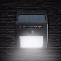 MOTIE 魔鐵 20LED 太陽能燈 S505 *3件