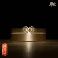 銅師傅 六小齡童限量版作品《煙缸/首飾盒》全銅擺件 禮品