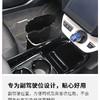 日本車載垃圾桶箱汽車內用小前排主副駕駛車門后排車掛式車上專用