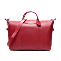 京东PLUS会员:LONGCHAMP 珑骧 Le Foulonné系列 1624021608 男/女款手提包